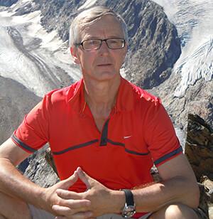 Portrait: Günther Krauthackl
